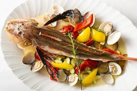 魚4種の調理法で